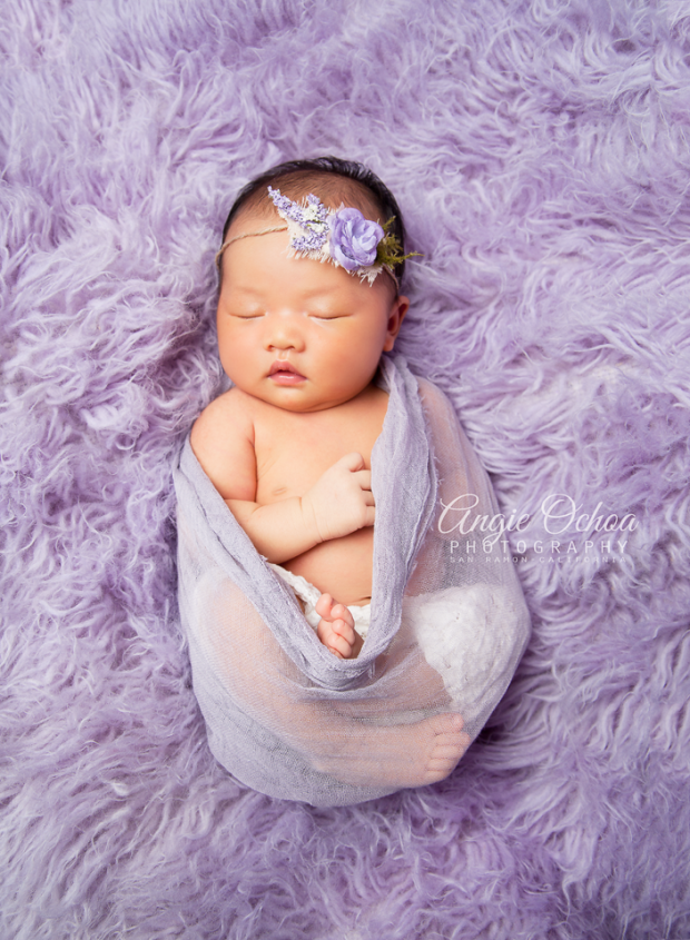 Alamo Newborn Photographer - Baby Y 30