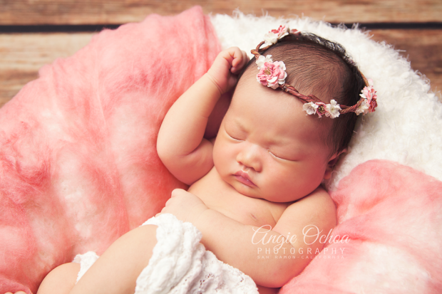Alamo Newborn Photographer - Baby Y 40 copy