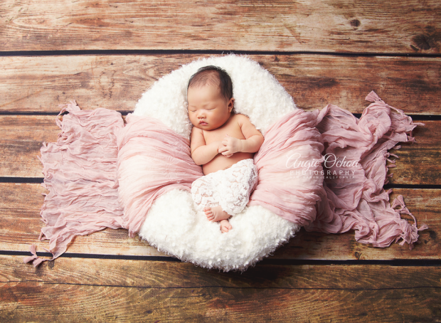 Alamo Newborn Photographer - Baby Y 46