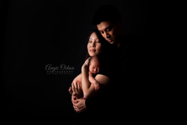 San Ramon California Newborn Photographer - Baby E 1 copy