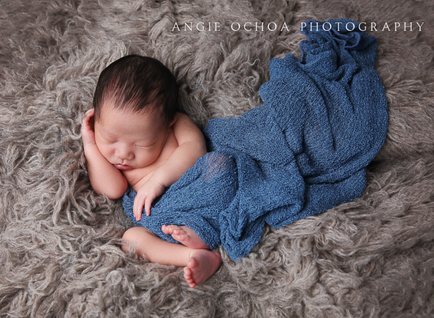 Dublin Newborn Photographer - Baby B 5
